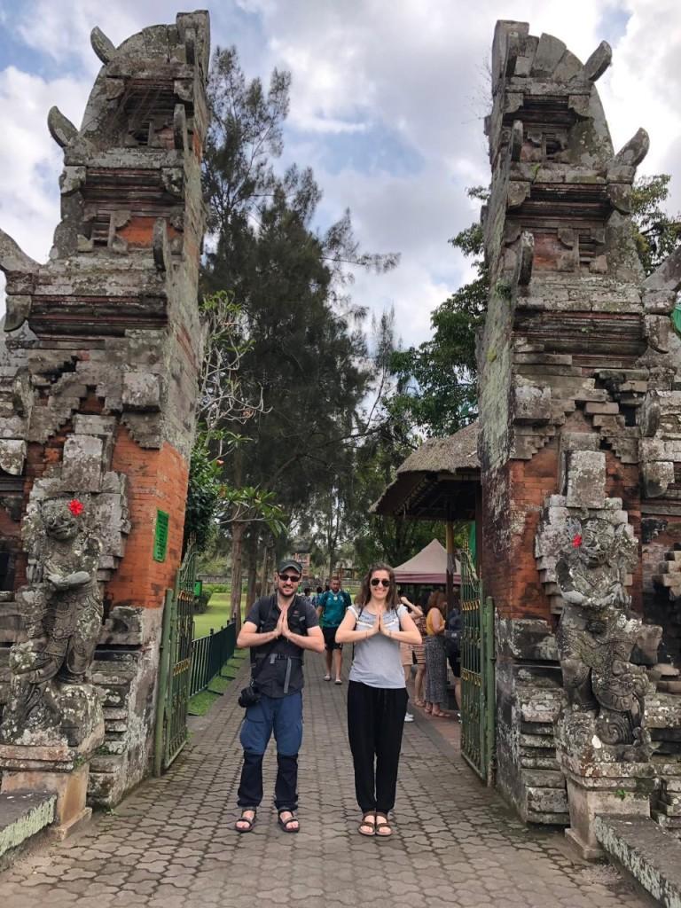 Saludos. Indonesia