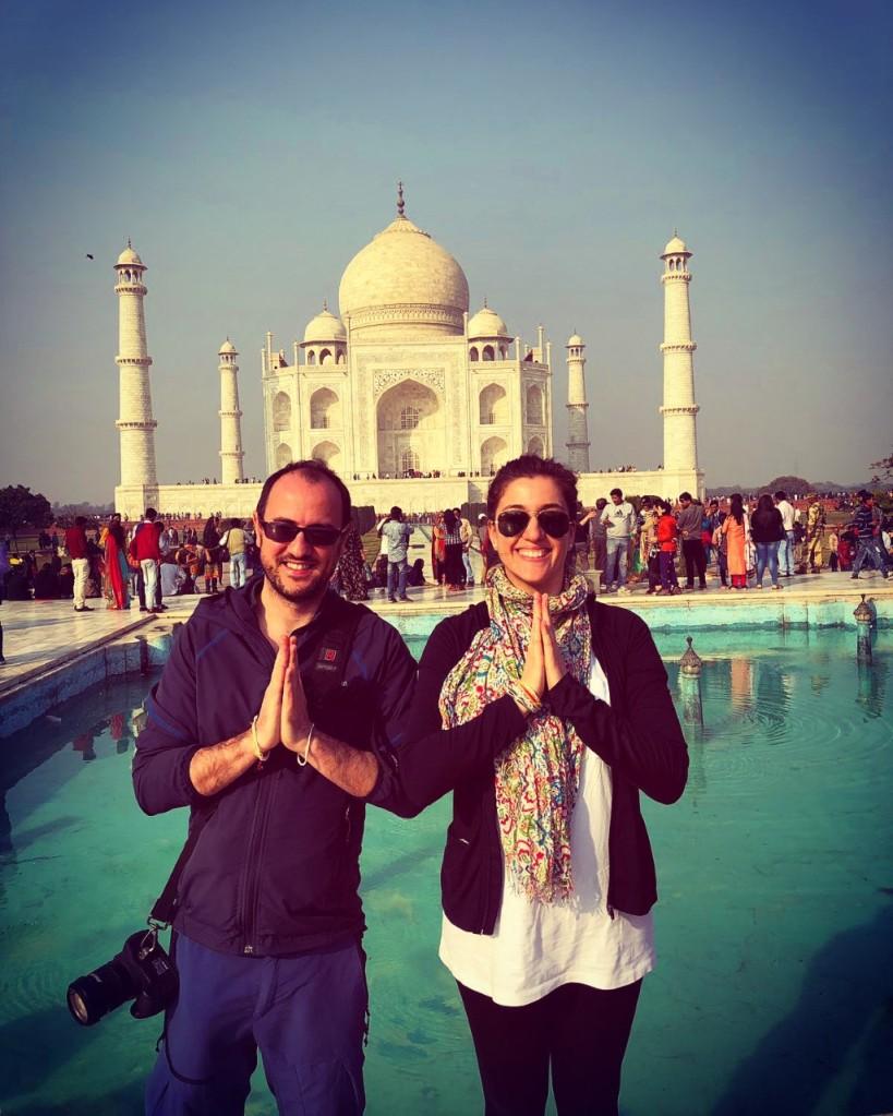 Saludos. India